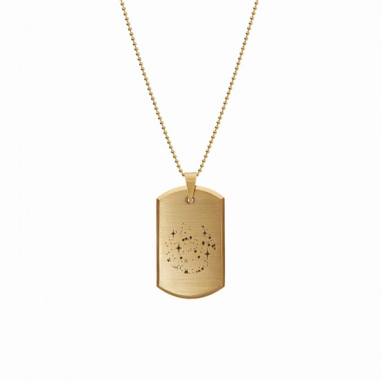 Collana Tag Stelle